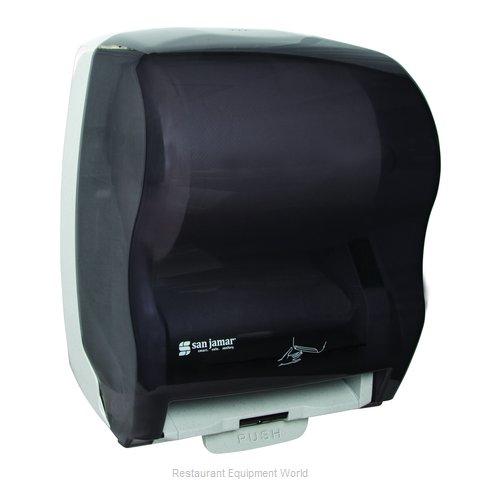 San Jamar T8300TBK Paper Towel Dispenser