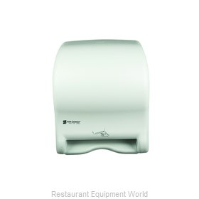 San Jamar T8400WH Paper Towel Dispenser