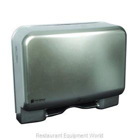 San Jamar T8408SSUNV Paper Towel Dispenser