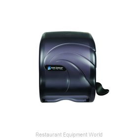 San Jamar T990TBK Paper Towel Dispenser