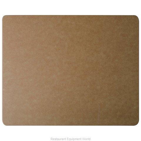 San Jamar TC182412 Cutting Board, Plastic