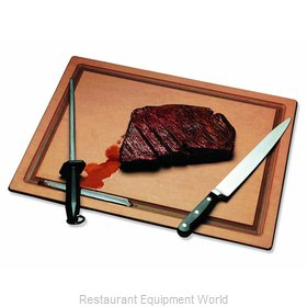 San Jamar TC182412GV Cutting Board, Plastic