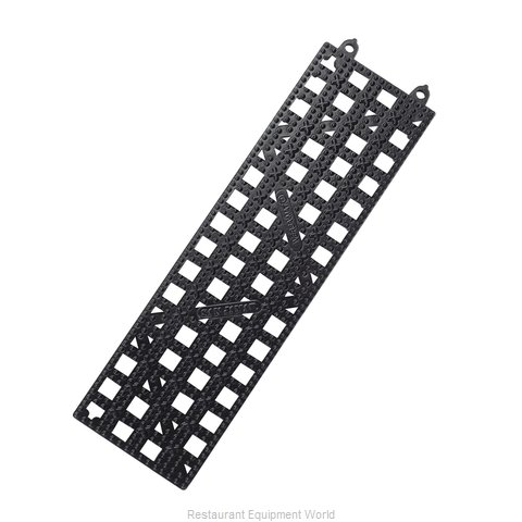 San Jamar VM5180BK Bar Mat
