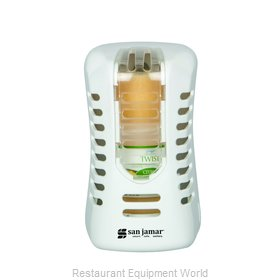 San Jamar WP9070WHCL Air Freshener Dispenser