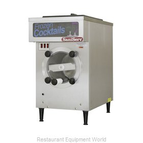SaniServ 108RAF Frozen Drink Machine, Non-Carbonated, Cylinder Type