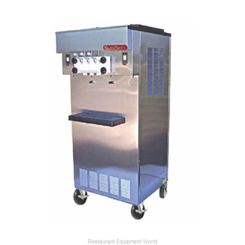sani serv machine