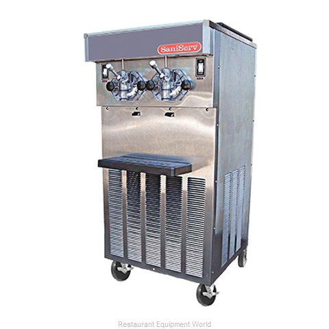SaniServ 624 Shake Freezer