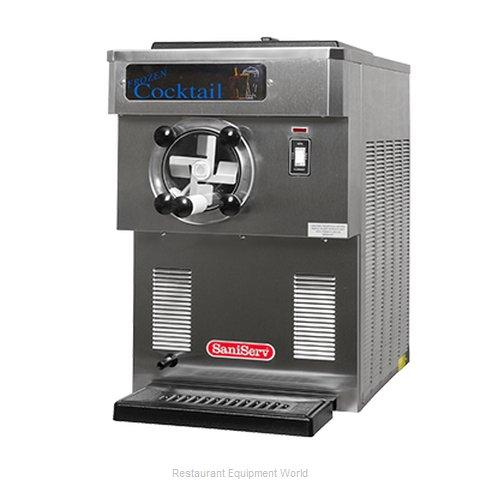 SaniServ 704 Frozen Drink Machine, Non-Carbonated, Cylinder Type