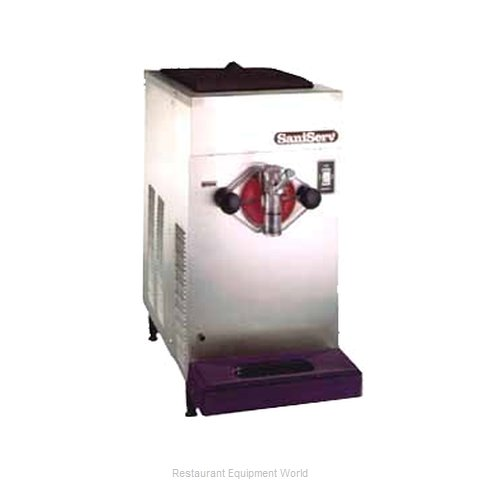 SaniServ 707 Frozen Drink Machine, Non-Carbonated, Cylinder Type (Magnified)