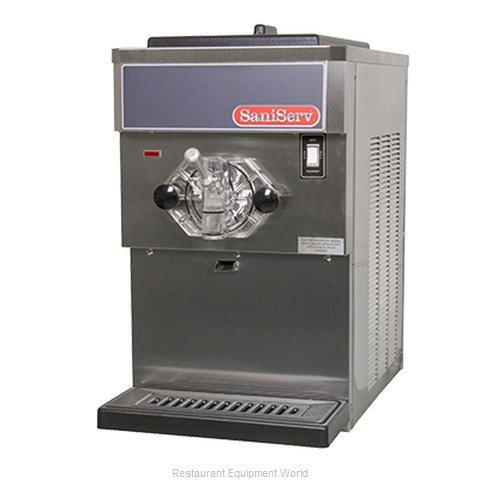 SaniServ 708 Frozen Drink Machine, Non-Carbonated, Cylinder Type