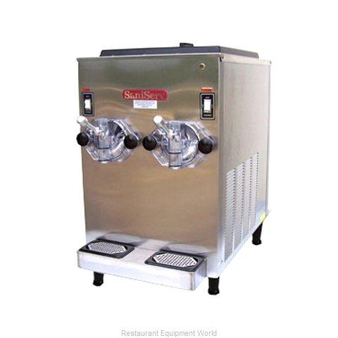 SaniServ 798 Frozen Drink Machine, Non-Carbonated, Cylinder Type