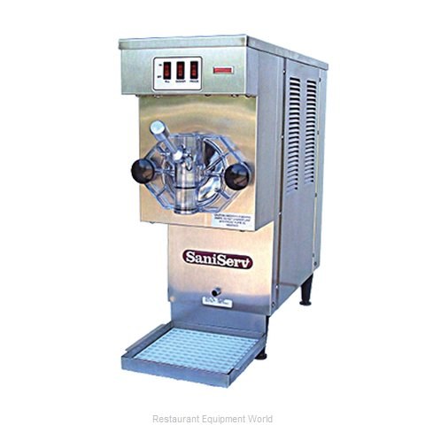 SaniServ WB700 Frozen Drink Machine, Non-Carbonated, Cylinder Type