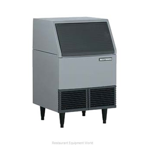 Scotsman AFE424W-1 Ice Maker With Bin Flake-Style