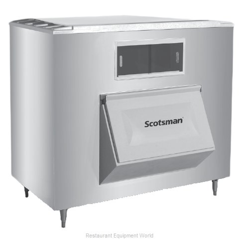 Scotsman BH1300SS-A Storage Bin For Scotsman Ice Machines (Magnified)