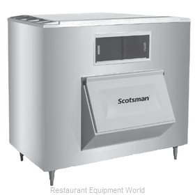 Scotsman BH1600SS-A Storage Bin For Scotsman Ice Machines