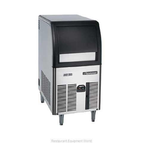 Scotsman CU0515GA-1 Ice Maker With Bin Cube-Style (Magnified)