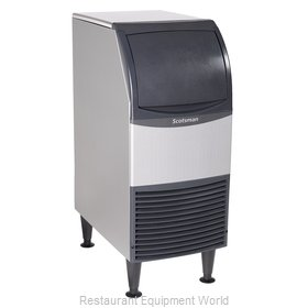 Scotsman CU0715MA-6 Ice Maker with Bin, Cube-Style