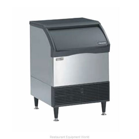 Scotsman CU1526SW-1 Ice Maker With Bin Cube-Style (Magnified)