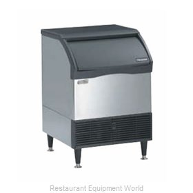 Scotsman CU1526SW-1 Ice Maker With Bin Cube-Style