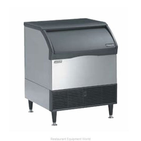 Scotsman CU3030SW-1 Ice Maker with Bin, Cube-Style (Magnified)
