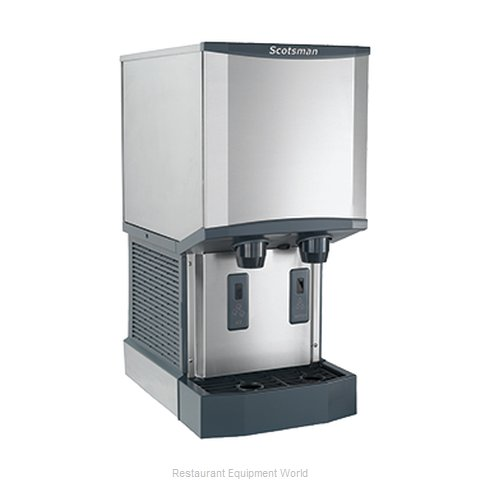 Scotsman HID312A-6 Ice Maker Dispenser, Nugget-Style