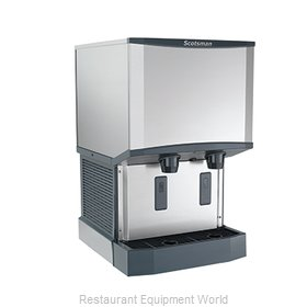 Scotsman HID525A-1 Ice Maker Dispenser, Nugget-Style