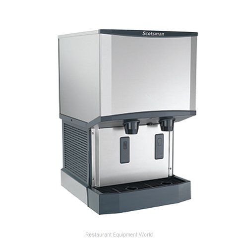Scotsman HID525A-6 Ice Maker Dispenser, Nugget-Style
