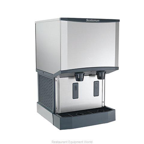 Scotsman HID525W-1 Ice Maker Dispenser, Nugget-Style