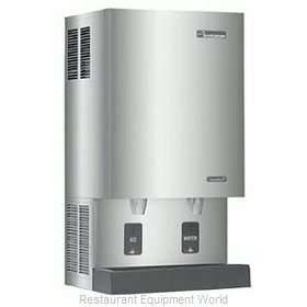 Scotsman MDT5N40W-1 TouchFree Air-Cooled Flake Ice Maker and Dispenser (SCO-MDT-5N40W-1)