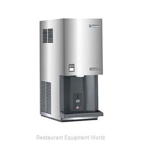 Scotsman MDT3F12A-1 TouchFree Air-Cooled Flake Ice Maker and Dispenser (SCO-MDT3F12A-1)