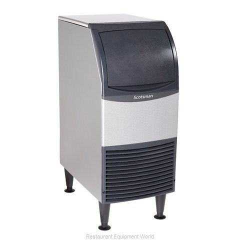 Scotsman UF0915A-1 Ice Maker with Bin, Flake-Style