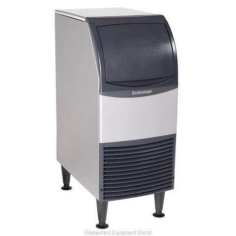 Scotsman UF1415A-1 Ice Maker with Bin, Flake-Style
