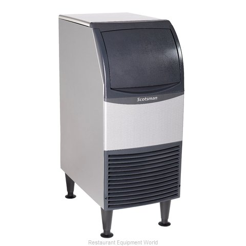 Scotsman UN0815A-1 Ice Maker with Bin, Nugget-Style