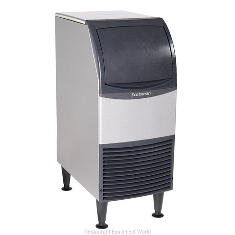 Scotsman UN1215A-1 Ice Maker with Bin, Nugget-Style