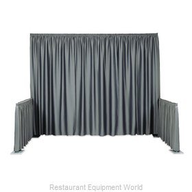 Snap Drape Brands 1BDMAR40118 Drapery Panel Partition