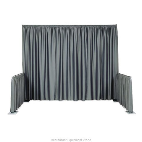 Snap Drape Brands 1BDSAV4060 Drapery Panel Partition (Magnified)
