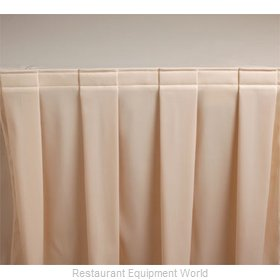 Snap Drape Brands 3FSMEL63030 Table Cover, Fitted