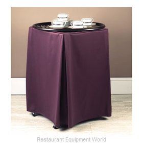 Snap Drape Brands 5412161632Y Tray Stand, Cover