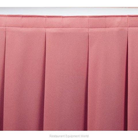 Snap Drape Brands 5412EG29A3B2 Table Skirt