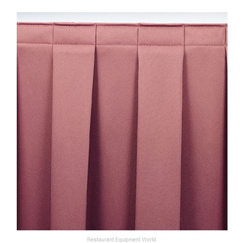Snap Drape Brands 5412EG29B2B1 Table Skirt