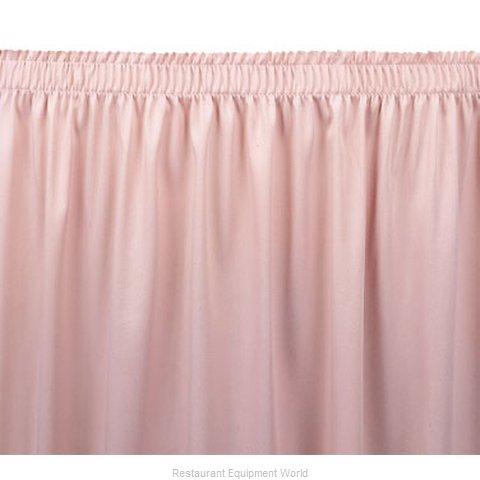 Snap Drape Brands 5422CE29S3B2 Table Skirt