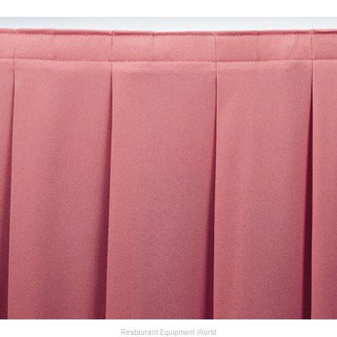 Snap Drape Brands 5422GC29A2G3 Table Skirt