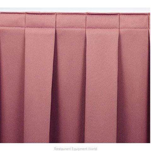 Snap Drape Brands 5422GC29B0V1 Table Skirt