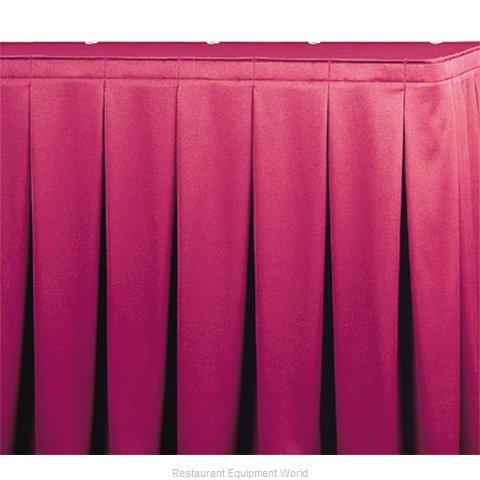 Snap Drape Brands 5432EG29C0V1 Table Skirt