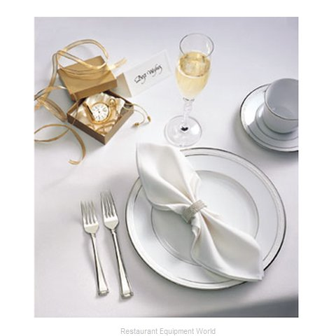 Snap Drape Brands 544552AUTH049 Table Cloth, Linen