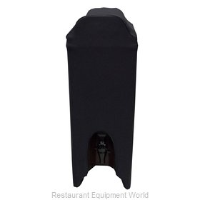 Snap Drape Brands BSBDC25BLK Beverage Dispenser, Cover