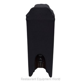 Snap Drape Brands BSBDC5BLK Beverage Dispenser, Cover