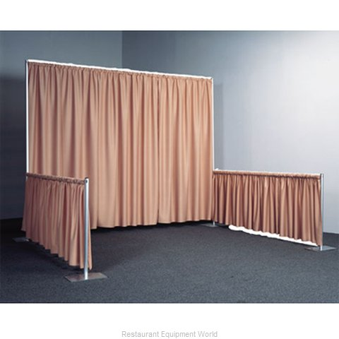 Snap Drape Brands RPBDWYN6095 Drapery Panel Partition (Magnified)