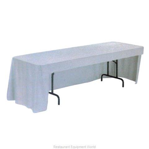 Snap Drape Brands TCOMN830CC Table Cover, Throw