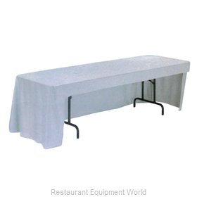 Snap Drape Brands TCWIN618CC Table Cover, Throw